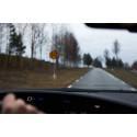 Pressinbjudan: Kör som var sjätte bilist  – testa att köra med trafikfarlig syn