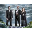 Inbjudan till pressvisningen av dramaserien Tjockare än vatten