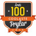 Logo: Årets 100 Coolaste Prylar 2014
