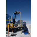 Snömätning ett led för att förstå klimatuppvärmningens effekter
