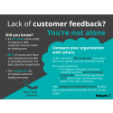 Lack of customer feedback? You´re not alone.