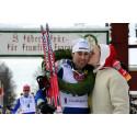 Vasaloppskungen Jörgen Brink utmanar i SM-veckans backrace