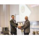 Första svenska småbolaget med etiskt företagande