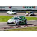 Regerande mästaren vill stoppa Hellings segersvit i Clio Cup