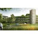 Danmarks bedste parkeringsoplevelse findes på Glostrup Hospital
