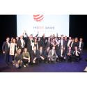 Red Dot Design Award 2015: Prisat designteam hos Bosch hushållsapparater