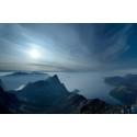 Senja valgt ut som en av Norges vakreste naturperler