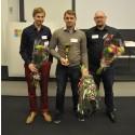 Patrik von Knorring vinnare av Excel-SM 2015