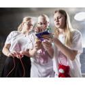 3D-skrivare, pannkakscykel och turbaner trängs på uppfinnarfestival