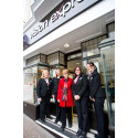 ​Local Macular Society Representative Opens New Look Vision Express Store in Ryde, Isle of Wight