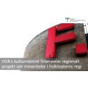 VGR:s kulturnämnd finansierar regionalt projekt om minoriteter i Folkteaterns regi
