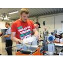 Certifierande kurs i plastsvetsning