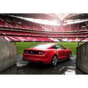 Over 9.300 ville ha en av de 500 første nye Ford Mustang under Champions League-finalen