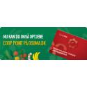 Optjen Coop Point med din digitale indkøbskurv