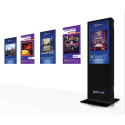 Otrum powers Rezidor's Free Internet campaigns on digital in-house promotional stands