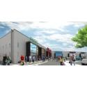 Martinsons bygger 10 000 m2 handelsområde