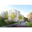 Rikshem presenterar 200 lägenheter i Luleå  – planerar byggstarta 110 lägenheter redan första halvåret 2016