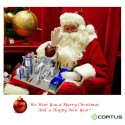 Christmas Greetings from Cortus
