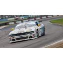 Första kraftmätningen – Officiellt test för V8 Thunder Cars på Gelleråsen
