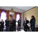 Prestisjefylt kulturminnepris for restaureringen av Eidsvollsbygningen