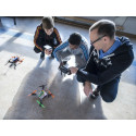 Flygfarkoster väcker teknikintresse