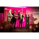 Grundarna av Northern Offshore Services korade till Årets Grundare Väst