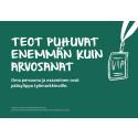Suomalaisille työmarkkinoille onnellisia uutisia: Nuori luottaa omaan persoonaan ja verkostoihin
