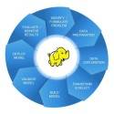 Predictive analytics and Hadoop: Challenges and solutions for managing the whole analytics lifecycle