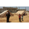 Refugees from fighting in Syria's Al Qusayr report harsh conditions, difficulties in reaching safety