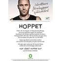 Svenska Friidrottsförbundet stöder Sunneborns kampanj