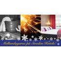 Mellandagsrea på Sweden Hotels - rum för 500 kr/natt!