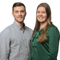 Olov Sundström och Therese Samuelsson – nya medarbetare på Briab
