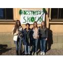 Skogstorpsskolan trea i Språkolympiaden