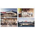 Första bilderna från Max framtida restauranger