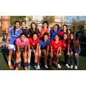 """Isabella Castañeda från Chile: """"Jag vill bli fotbollstränare"""""""