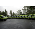 15 Iveco Daily minibusser til Oslo Taxibuss