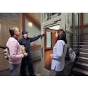 KONE lanserar ProSpace, en ny hisslösning för fastigheter som saknar hiss
