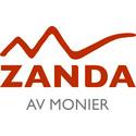 ZANDA - NORGES MEST KJENTE TAKSTEIN