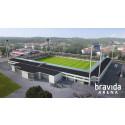 Bravida Arena blir namnet på BK Häckens nya hemmaarena