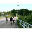 Nära 3 000 cyklande barn till akuten förra året