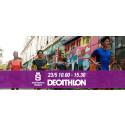 Stretcha med Decathlon efter Skärholmsloppet