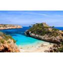 Mallorca er sommerens favorittreisemål
