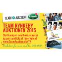 TeamAuction afholder kæmpe velgørenhedsauktion for Team Rynkeby