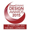 Finalists announced for Casual Dining Design Awards 2015