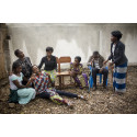 Unikt teaterprojekt om sexuellt våld i Kongo