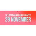 Världens största klimatmanifestation görs i fler än 170 länder