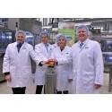 Arla inaugurates new production facilities in Pronsfeld, Germany