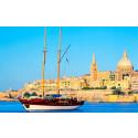 Kesän 2015 matkat myynnnissä - uutuutena Malta ja kaupunkilomat
