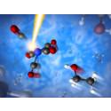 Röntgenlaser ger ögonblicksbilder av fotokatalys