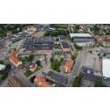 Arkitekttävling formar nya kunskaps- och kulturcentrum i Falkenberg